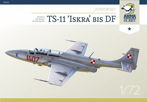 TS-11 Iskra bis DF boxart
