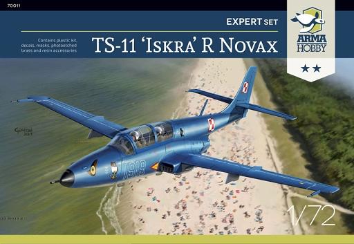 TS-11 Iskra r Novax Arma Hobby boxart