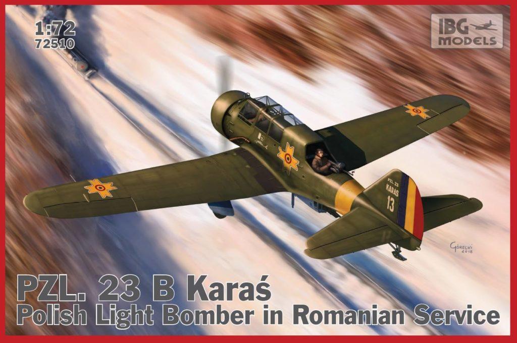 PZL.23B Karaś IBG boxart