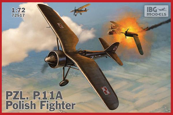 PZL P.11a IBG boxart