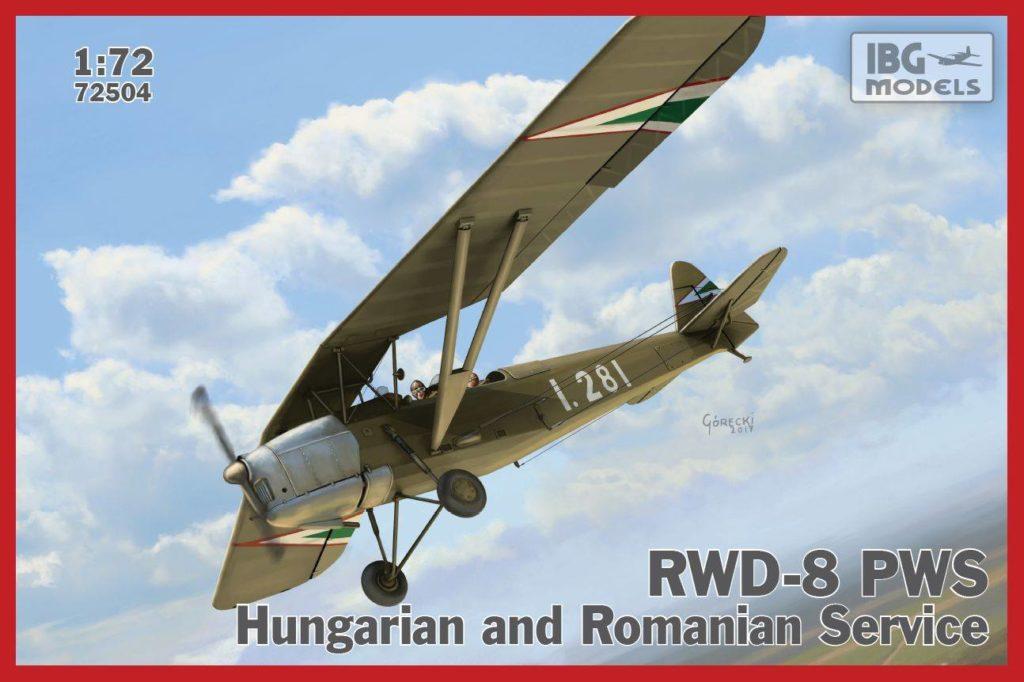 RWD-8 Hungary IBG boxart