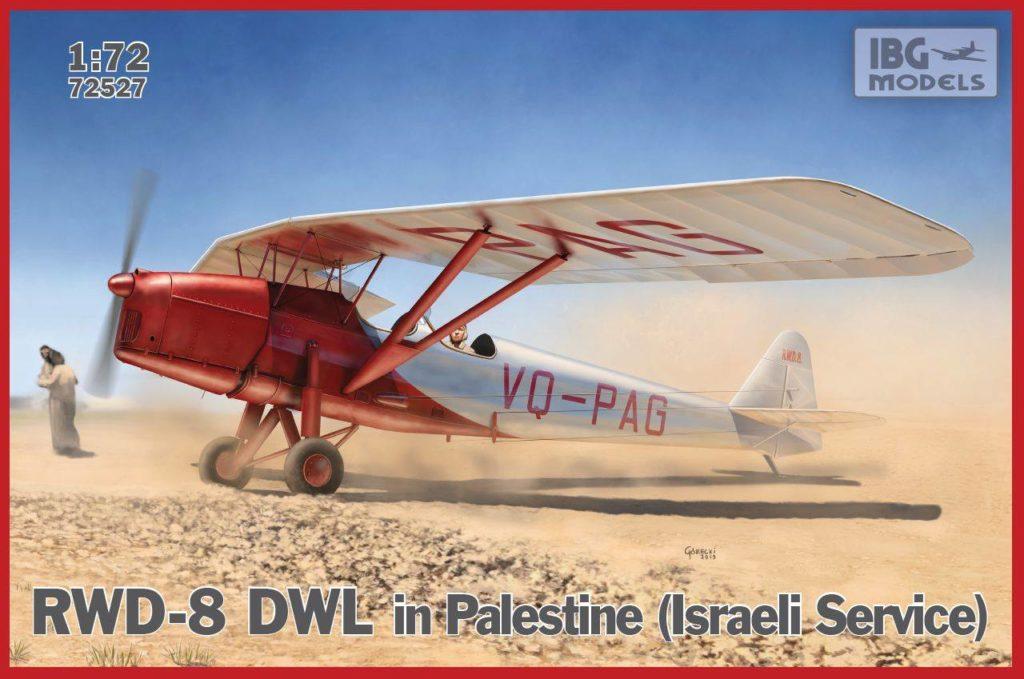 RWD-8 Palestine IBG boxart