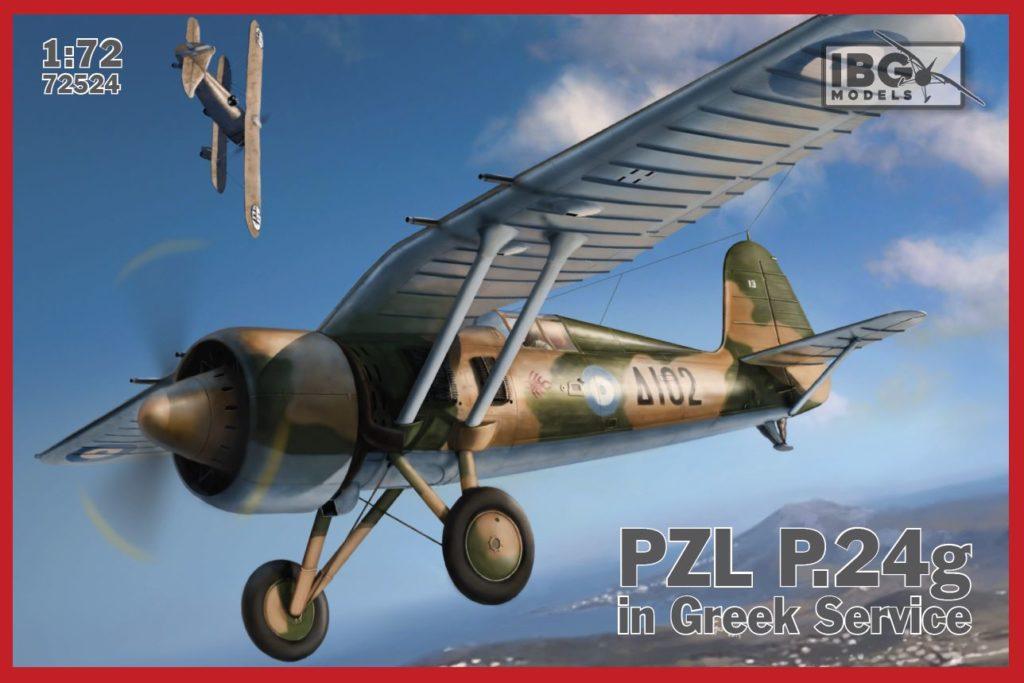 PZL P.24g IBG boxart