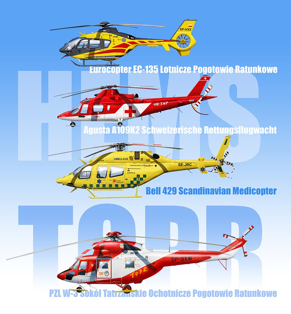 Medicopters