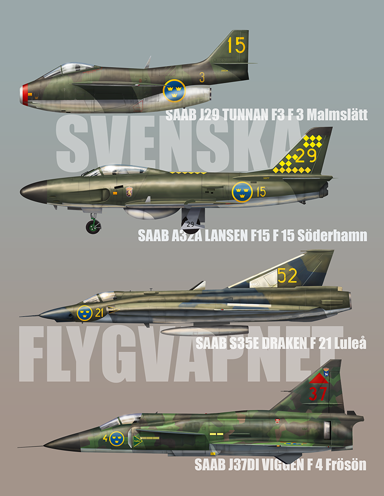 Swedish aircraft